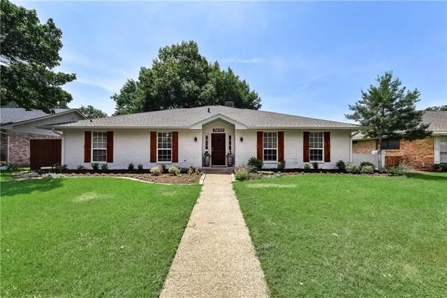 7402 Bluefield Drive, Dallas, TX 75248 (MLS #14163958) :: Kimberly Davis & Associates