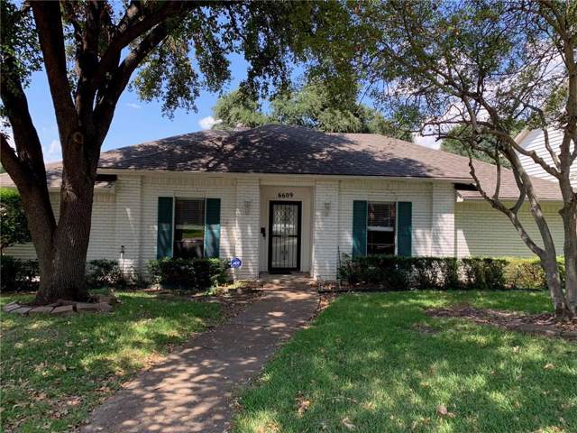 6609 Warm Breeze Lane, Dallas, TX 75248 (MLS #14163966) :: Kimberly Davis & Associates