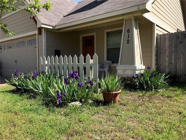 612 Fenet Street, Mckinney, TX 75069 (MLS #14163982) :: The Heyl Group at Keller Williams