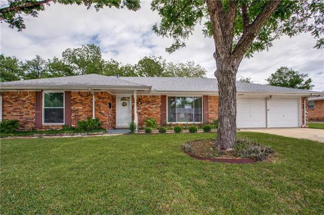 6317 S Hulen Street, Fort Worth, TX 76133 (MLS #14163986) :: The Tierny Jordan Network