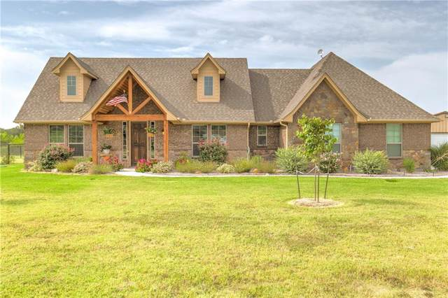 173 Lavender Lane, Springtown, TX 76082 (MLS #14163988) :: The Heyl Group at Keller Williams