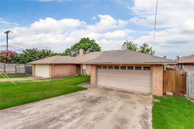 903 Eunice Street, Hurst, TX 76053 (MLS #14163992) :: Hargrove Realty Group