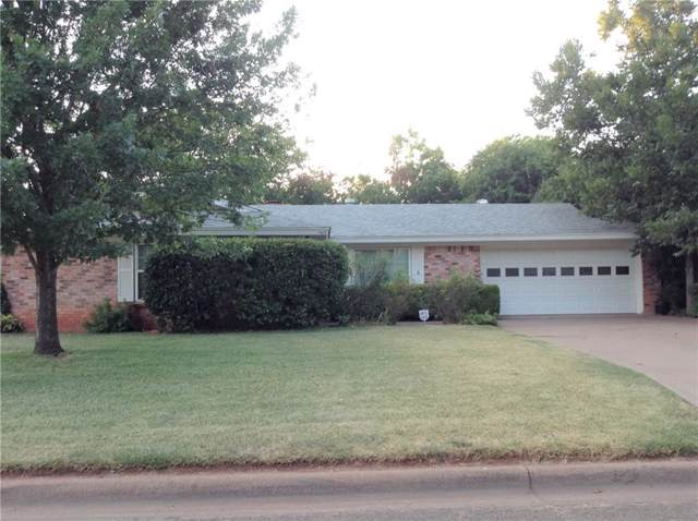 1910 Marsalis Drive, Abilene, TX 79603 (MLS #14164010) :: The Good Home Team
