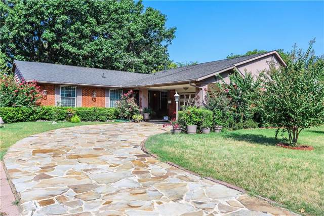8515 Grenadier Drive, Dallas, TX 75238 (MLS #14164011) :: RE/MAX Town & Country