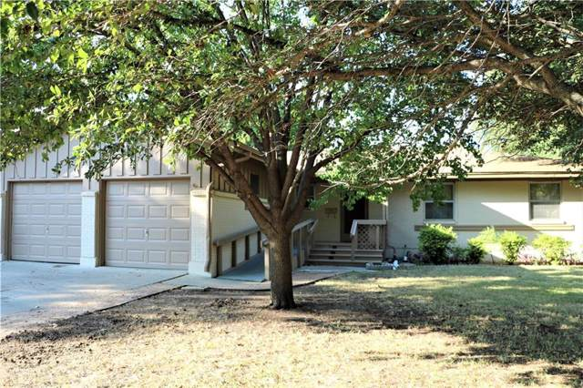 3505 Socorro Road, Fort Worth, TX 76116 (MLS #14164022) :: Team Hodnett