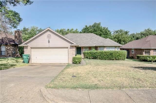 1121 Brookside Drive, Cedar Hill, TX 75104 (MLS #14164028) :: The Heyl Group at Keller Williams