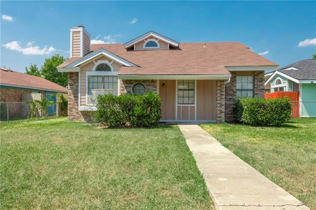 1555 Hunterwood Drive, Dallas, TX 75253 (MLS #14164037) :: RE/MAX Town & Country