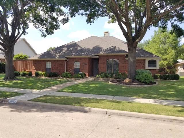 2009 Webley Drive, Plano, TX 75023 (MLS #14164043) :: Tenesha Lusk Realty Group