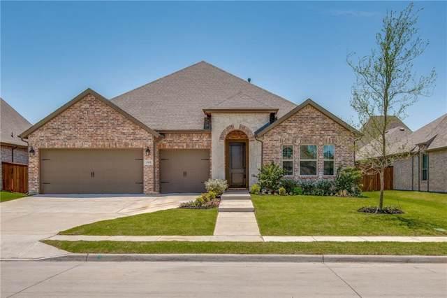 301 Fawn Mist Drive, Prosper, TX 75078 (MLS #14164055) :: Kimberly Davis & Associates