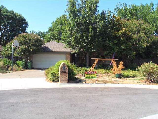 7613 Doris Court, North Richland Hills, TX 76182 (MLS #14164062) :: The Chad Smith Team
