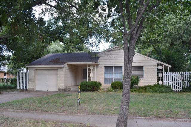 1801 Sesco Street, Arlington, TX 76013 (MLS #14164066) :: Vibrant Real Estate
