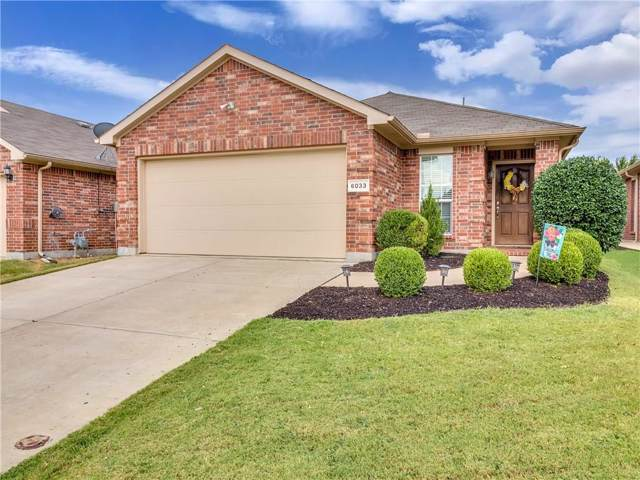 6033 Kristen Drive, Fort Worth, TX 76131 (MLS #14164082) :: Ann Carr Real Estate
