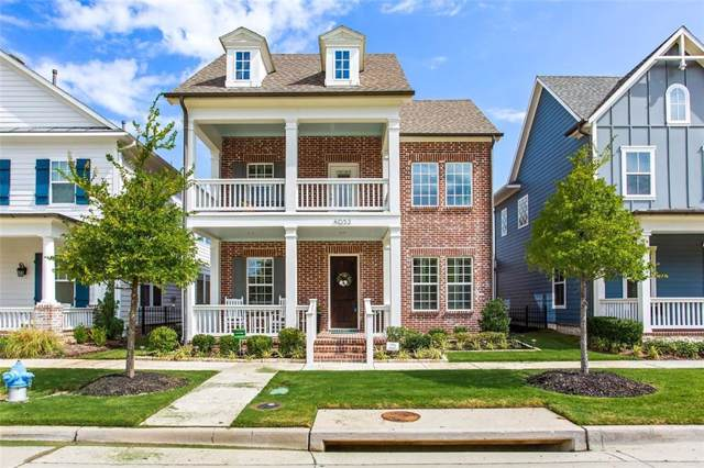 4052 Wellesley Avenue, Frisco, TX 75034 (MLS #14164097) :: Kimberly Davis & Associates