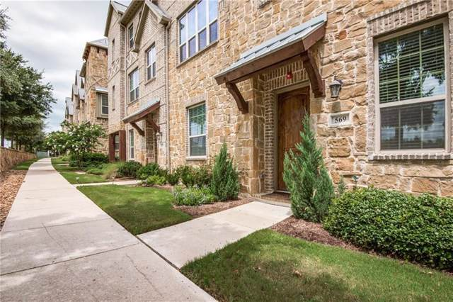 569 Royal Lane W, Irving, TX 75039 (MLS #14164099) :: Tenesha Lusk Realty Group