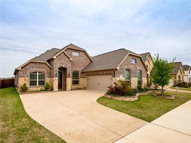9924 Corinth Lane, Frisco, TX 75035 (MLS #14164105) :: Ann Carr Real Estate