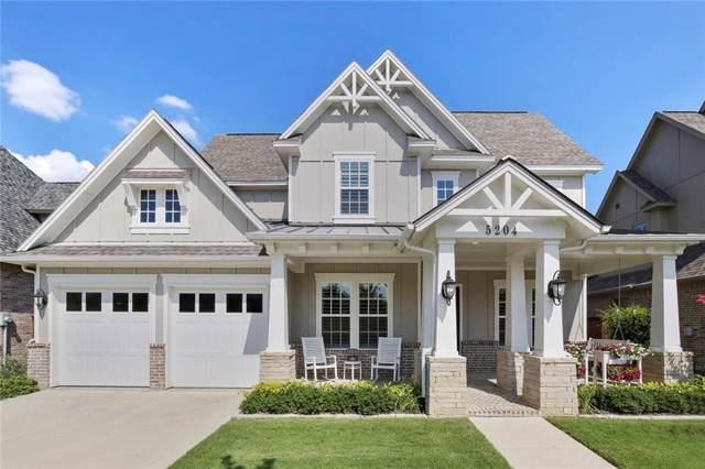 5204 Steinbeck Street, Carrollton, TX 75010 (MLS #14164115) :: Hargrove Realty Group