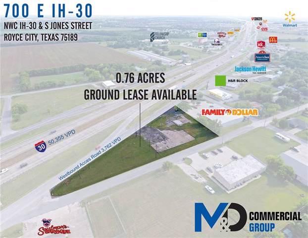 700 E Interstate 30 Highway, Royse City, TX 75189 (MLS #14164116) :: RE/MAX Landmark