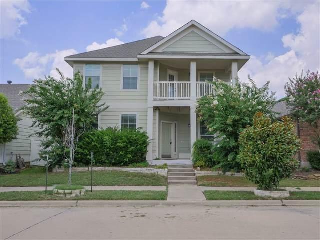 1809 Mercer Way, Savannah, TX 76227 (MLS #14164127) :: Real Estate By Design
