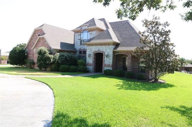 433 Almaka Drive, Poolville, TX 76487 (MLS #14164128) :: The Tierny Jordan Network