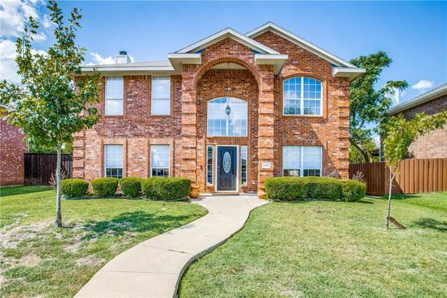 1405 Woodmont Drive, Allen, TX 75002 (MLS #14164139) :: Vibrant Real Estate