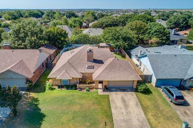 4833 Alicia Drive, Fort Worth, TX 76133 (MLS #14164148) :: Vibrant Real Estate