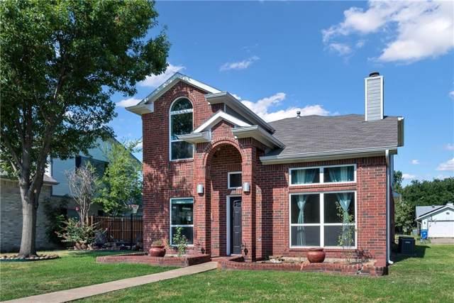 3809 Smartt Street, Rowlett, TX 75088 (MLS #14164169) :: Tenesha Lusk Realty Group