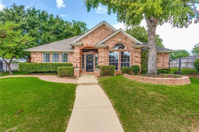 8800 Thorndale Court, North Richland Hills, TX 76182 (MLS #14164177) :: Tenesha Lusk Realty Group