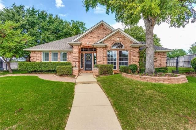 8800 Thorndale Court, North Richland Hills, TX 76182 (MLS #14164177) :: The Tierny Jordan Network