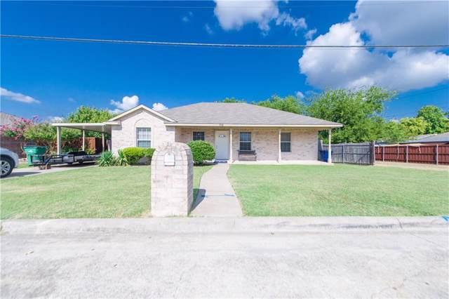 702 Bumpas Street, Mckinney, TX 75069 (MLS #14164193) :: The Heyl Group at Keller Williams