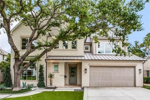 8620 Chadbourne Road, Dallas, TX 75209 (MLS #14164201) :: Kimberly Davis & Associates