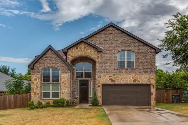 4439 Ginger Avenue, Dallas, TX 75211 (MLS #14164224) :: Kimberly Davis & Associates