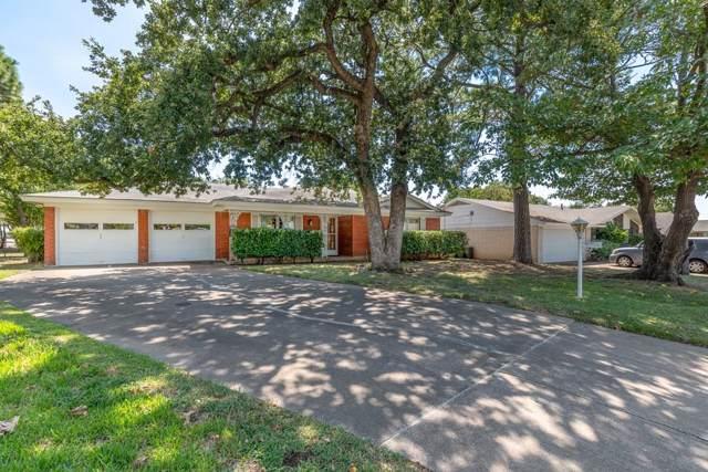 1317 Willowbrook Street, Arlington, TX 76011 (MLS #14164227) :: Tenesha Lusk Realty Group