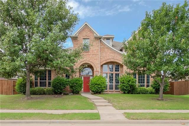 11849 Foxwood Lane, Frisco, TX 75035 (MLS #14164234) :: The Rhodes Team