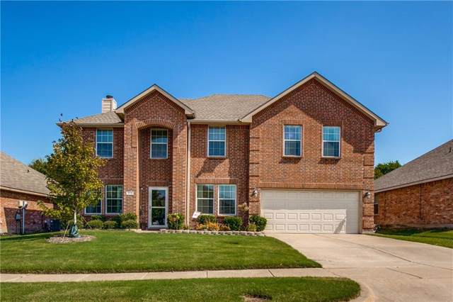 916 Fleming Street, Wylie, TX 75098 (MLS #14164245) :: Vibrant Real Estate