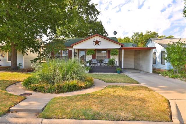 2333 Fulton Street, Abilene, TX 79605 (MLS #14164251) :: RE/MAX Pinnacle Group REALTORS