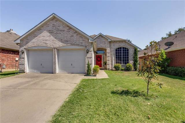 2120 Mahogany Street, Flower Mound, TX 75022 (MLS #14164255) :: Tanika Donnell Realty Group