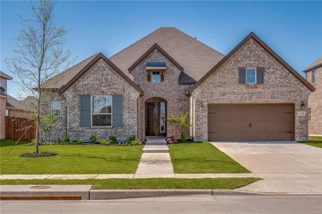 331 Fawn Mist Drive, Prosper, TX 75078 (MLS #14164262) :: Kimberly Davis & Associates