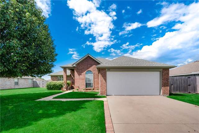 222 Amherst Drive, Forney, TX 75126 (MLS #14164266) :: Kimberly Davis & Associates
