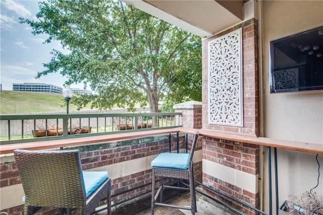 330 Las Colinas Boulevard E #126, Irving, TX 75039 (MLS #14164272) :: Lynn Wilson with Keller Williams DFW/Southlake