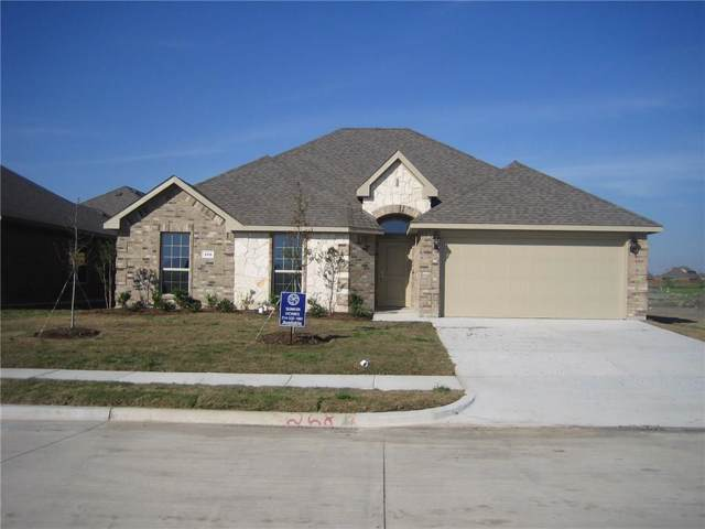 268 Painted Trail, Forney, TX 75126 (MLS #14164280) :: Kimberly Davis & Associates