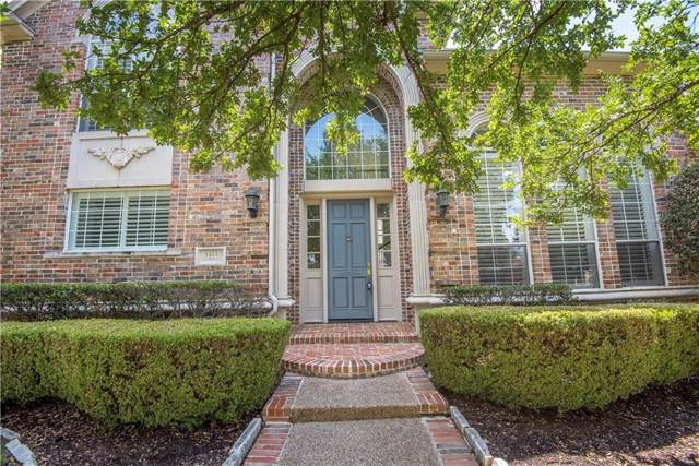 1413 Pine Hurst Drive, Coppell, TX 75019 (MLS #14164333) :: The Julie Short Team
