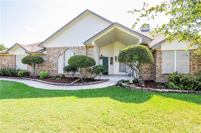 124 Vintage Drive, Waxahachie, TX 75165 (MLS #14164334) :: The Mitchell Group