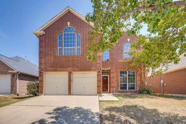 4777 Parkmount Drive, Fort Worth, TX 76137 (MLS #14164347) :: Kimberly Davis & Associates