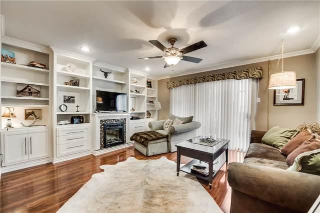 4601 N Oconnor #1240, Irving, TX 75062 (MLS #14164359) :: Ann Carr Real Estate