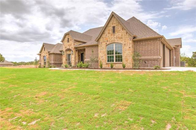 701 Milton Court, Granbury, TX 76048 (MLS #14164371) :: Kimberly Davis & Associates