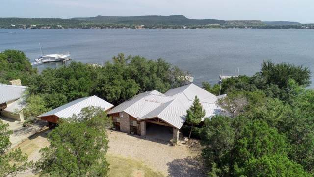2225 Fm 2951, Possum Kingdom Lake, TX 76449 (MLS #14164373) :: Lynn Wilson with Keller Williams DFW/Southlake