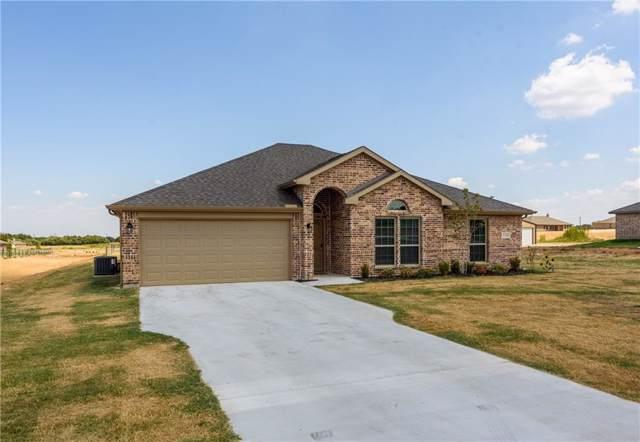 116 Springwood Ranch Loop, Springtown, TX 76082 (MLS #14164380) :: The Heyl Group at Keller Williams