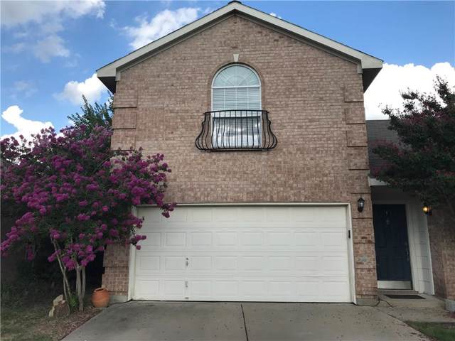 8820 Chaps Avenue, Fort Worth, TX 76244 (MLS #14164387) :: The Heyl Group at Keller Williams