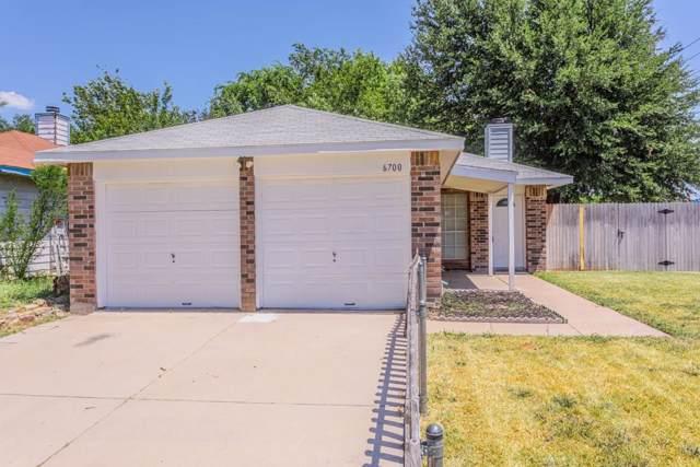 6700 Poppy Court, Fort Worth, TX 76137 (MLS #14164388) :: Tenesha Lusk Realty Group