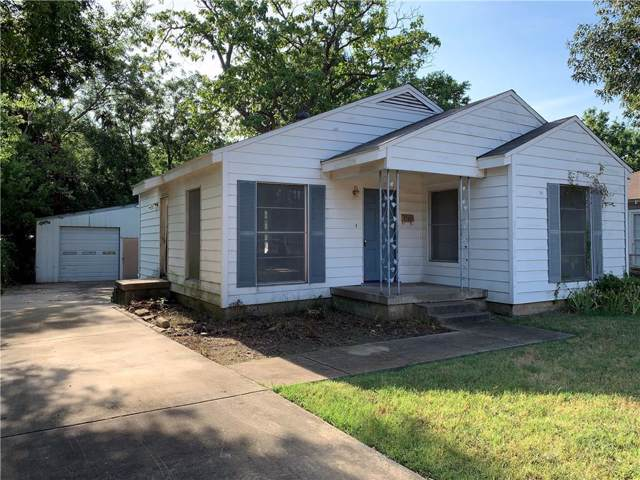 1434 Holcomb Road, Dallas, TX 75217 (MLS #14164391) :: All Cities Realty
